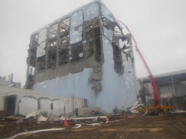 福岛第一核电站事故处理工程进度表
