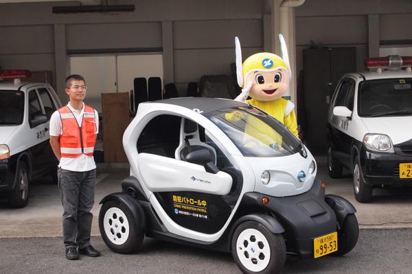 超小型双座 电动 汽车
