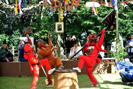 日本性祭祀_表现神灵显现的\