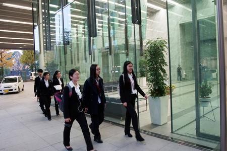日本最大的综合商社——三菱商事