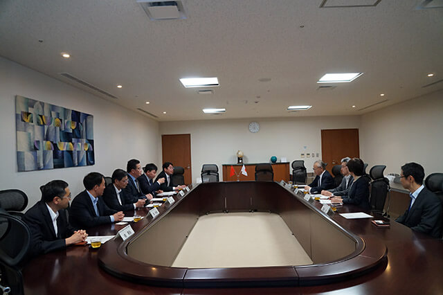 JST与科技日报社签署合作协议