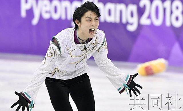 """[日本]从留有遗憾的金牌到雪耻 羽生称""""感谢右脚"""""""
